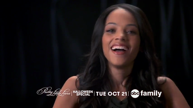 Pretty Little Liars - Halloween Special - 21st Oct - Promo