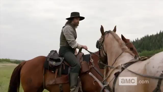 Hell on Wheels - Episode 4.08 - Under Color of Law - Sneak Peek