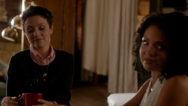 Chasing Life - Episode 1.14 - Cancer Friends With Benefits - Sneak Peeks