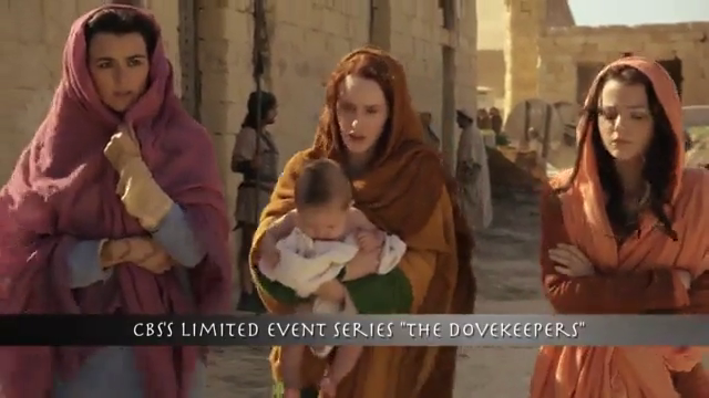 The Dovekeepers - Featurettes, Interviews and Articles