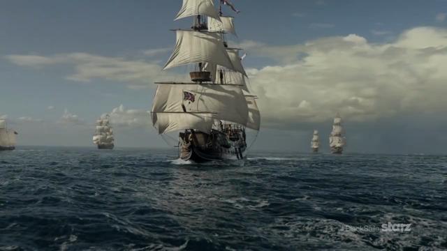 Black Sails - Season 3 - Full Length Promo