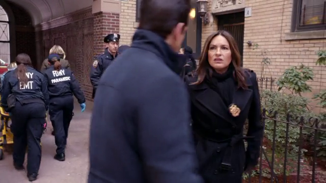 Law and Order SVU - Episode 17.13 - Forty-One Witnesses - Promo, Sneak Peeks + Promotional Photos
