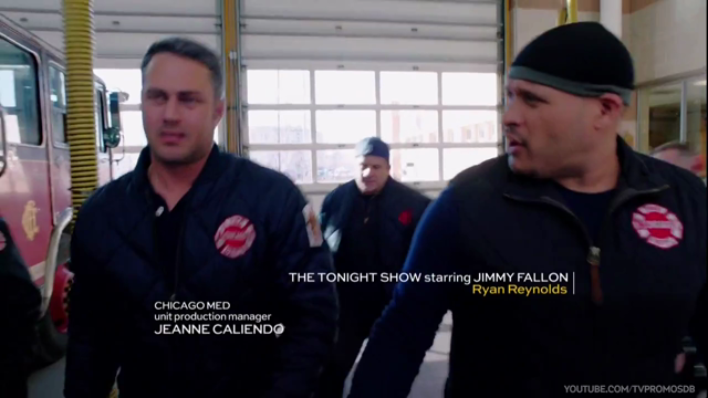 Chicago Fire - Episode 4.15 - Bad For The Soul - Promo
