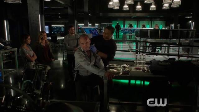 Arrow - Episode 4.14 - Code of Silence - Promos *Updated*
