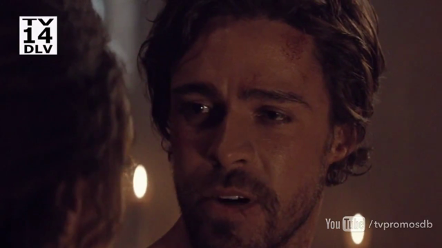 Of Kings and Prophets - Episode 1.03 - Lest I Sleep The Sleep of Death - Promo