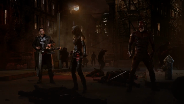 Daredevil - Season 2 - Promos, Featurette, Sneak Peek + Interviews *Updated*
