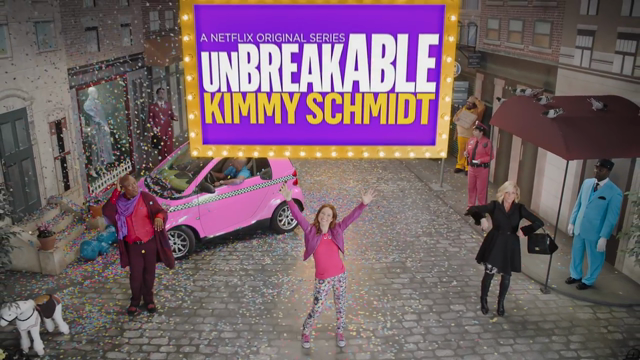 Unbreakable Kimmy Schmidt - Season 2 - Promos & Key Art *Updated*