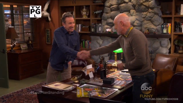 Last Man Standing - Episode 5.22 - The Shortcut (Season Finale) - Promo & Press Release