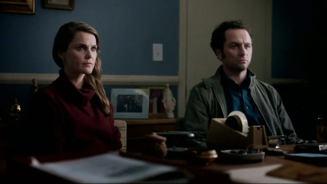 The Americans - Episode 4.08 - The Magic of David Copperfield V: The Statue of Liberty Disappears - Promo & Press Release