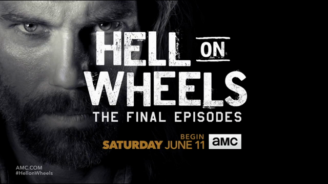 Hell on Wheels - Season 5B - The Final Chapter - Key Art & Promos *Updated*