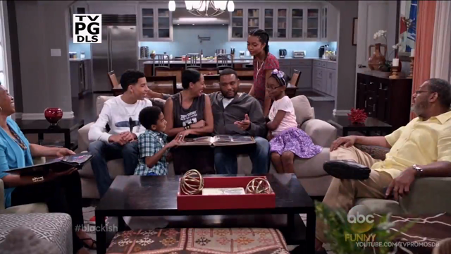 Black-ish - Episode 2.24 - Good-ish Times (Season Finale) - Promo & Press Release *Updated*