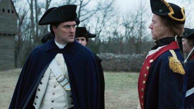 Turn: Washington Spies - Episode 3.09 - Blade on the Feather - Promo & Sneak Peek