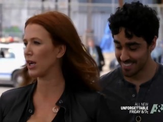 Unforgettable: 4x03 Behind the Beat - promo #01