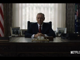 House of Cards: Sezon 4 - Frank Underwood: The Leader We Deserve - promo