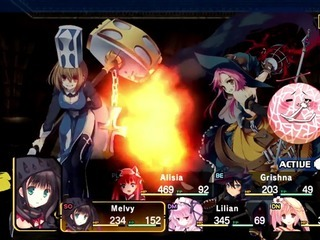 Dungeon Travelers 2: i combattimenti spiegati in video