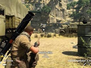 TOP 5 best kills in Sniper Elite series